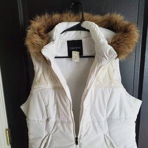 Maurices vest size 1x